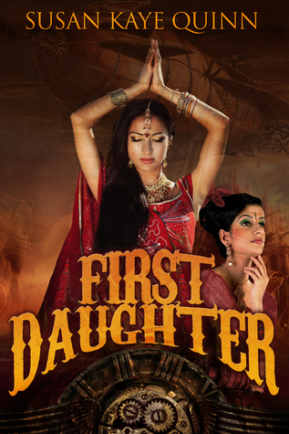 First Daughter (The Dharian Affairs #3)