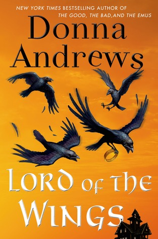 Book Review: Donna Andrews' Lord of the Wings