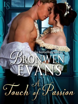A Touch of Passion (The Disgraced Lords, #3)