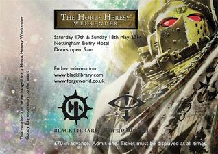 The Horus Heresy - Warhammer - Heart of the Conqueror (REQ) - Aaron Dembski-Bowden