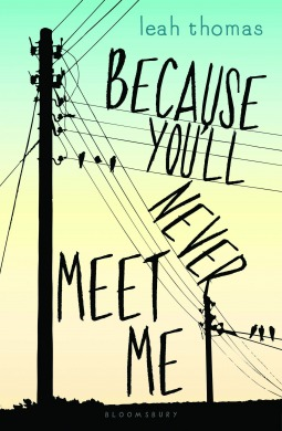 Book Review: Because You'll Never Meet Me by Leah Thomas