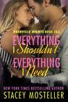 Everything I Shouldn't / Everything I Need (Nashville Nights, #2-3)