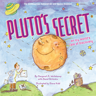 Pluto's Secret by Margaret Weitekamp