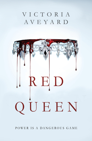 [ARC Review] Red Queen by Victoria Aveyard