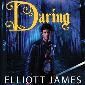 Audiobook Review: Daring by Elliott James