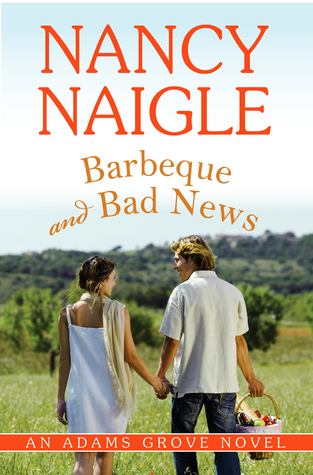 Barbecue and Bad News (Adams Grove, #6)