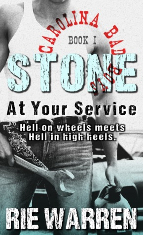 Stone, At Your Service (Carolina Bad Boys, #1)