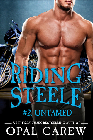 Riding Steele by Opal Carew