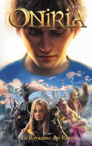 Le Royaume des rêves (Oniria,#1)