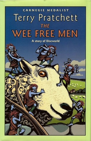 Book Review: Sir Terry Pratchett's Wee Free Men