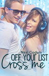 Cross Me off Your List (Saturn, #3)