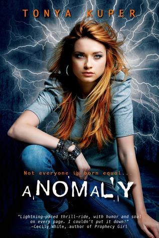 Anomaly by Tonya Kuper