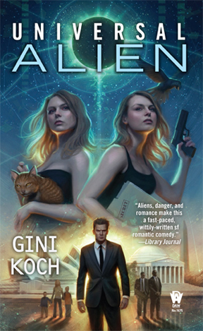 Book Review: Universal Alien by Gini Koch