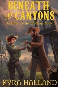 Fantasy Romance Review: 'Beneath The Canyons' by Kyra Halland