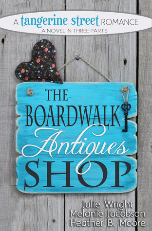 The Boardwalk Antiques Shop (A Tangerine Street Romance)