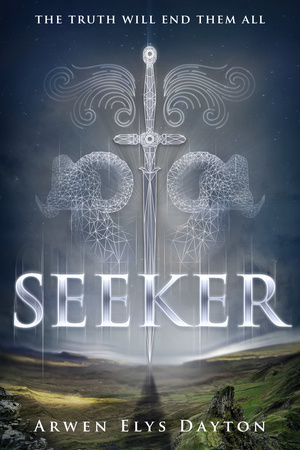book review Seeker Arwen Elys Dayton