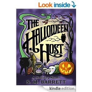 The Halloween host S. M. Barrett