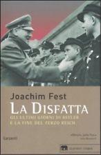 La disfatta  by  Joachim Fest