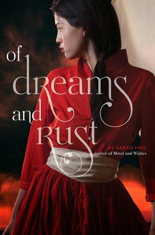 Melik from Of Dreams and Rust by Sarah Fine