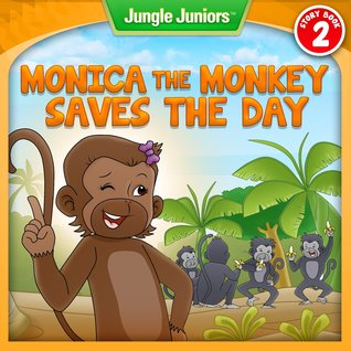 Monica The Monkey Saves The Day