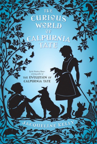 capa, The Curious World of Calpurnia Tate, livro