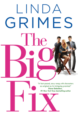 The Big Fix book cover