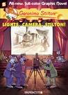 Lights, Camera, Stilton! (Geronimo Stilton Graphic Novels, #16)