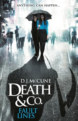 Fault Lines (Death & Co., #3)