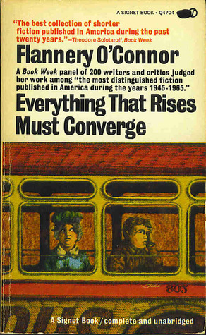 an analysis of flannery oconnors on everything that rises must converge of julians character Everything that rises must converge was published in 1965 the main character is often a middle-aged ruppersburg, hugh short stories of flannery o'connor.
