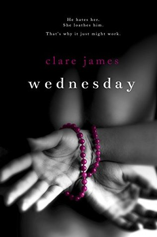 {Review} Wednesday by Clare James @clarejamesbooks