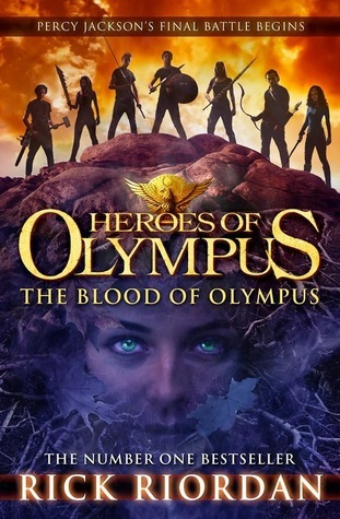 The Blood of Olympus (The Heroes of Olympus #5)