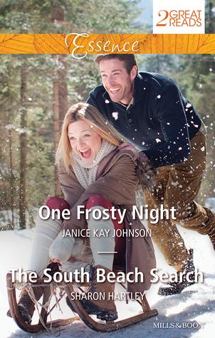 One Frosty Night / The South Beach Search Janice Kay Johnson