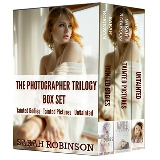 The Photographer Trilogy Box Set (Tainted Series Books 1-3)