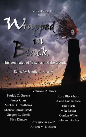 Wrapped In Black by Jennifer L. Greene