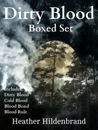 Dirty Blood Box Set Books 1-4