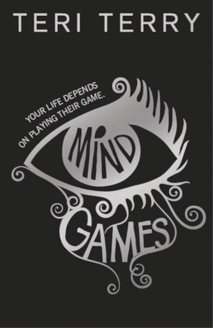 #ARC #Review: 3.5 stars to Mind Games by Teri Terry  #SCIFI #UKYA