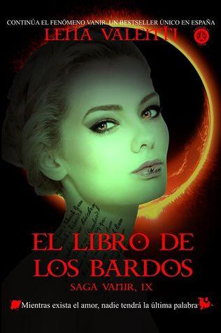 El libro de los Bardos (Saga Vanir, #9)