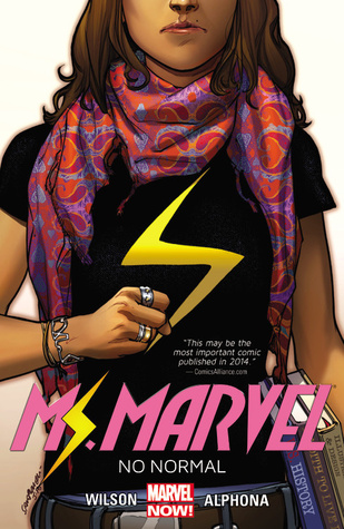 Ms. Marvel, Vol. 1: No Normal by G. Willow Wilson