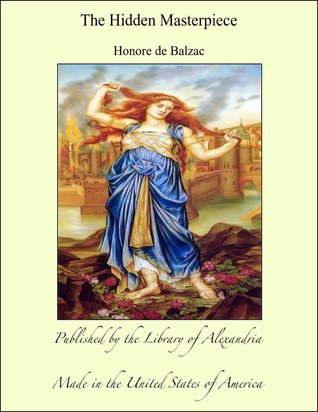 The Hidden Masterpiece by Honoré de Balzac