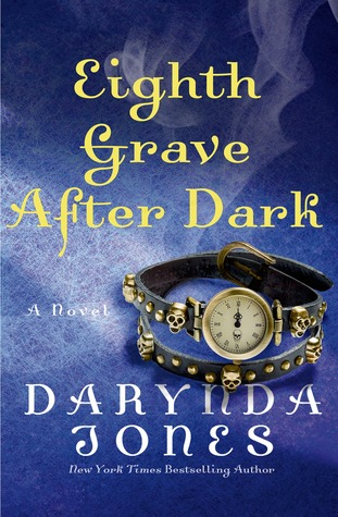 Book Review: Eighth Grave After Dark by Darynda Jones