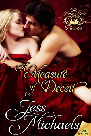 A Measure of Deceit (The Ladies' Book of Pleasures, #3)