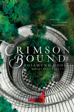 Swoony Boys Podcast can't wait for Crimson Bound by Rosamund Hodge