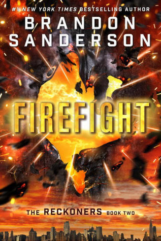 Firefight (Reckoners, #2)