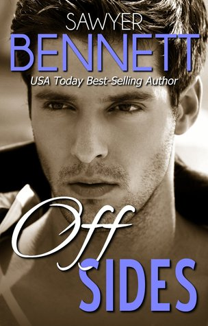 Off Sides by Sawyer Bennett #Review