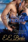 A Dangerous Passion (Steam! Romance and Rails, #3)