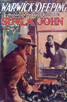 Suvla John by Warwick Deeping