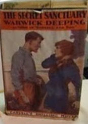 The Secret Sanctuary by Warwick Deeping
