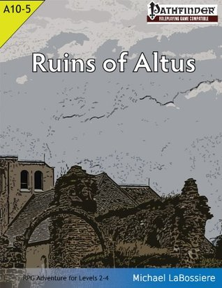 Ruins of Altus  by  Michael LaBossiere