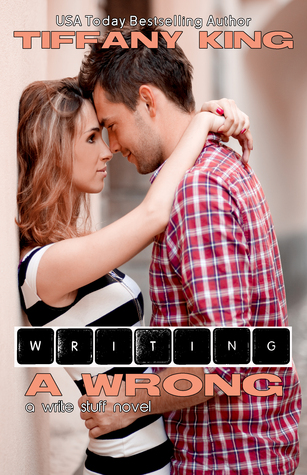 Writing A Wrong (A Write Stuff Novel, #2)