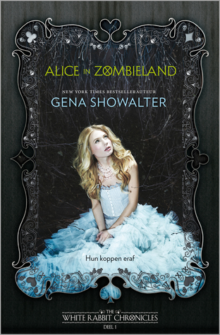 Alice in Zombieland cover